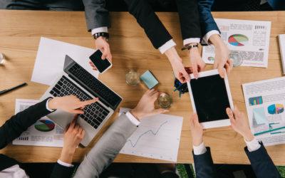 Digitale Zusammenarbeit – Barrieren und Lösungsansätze