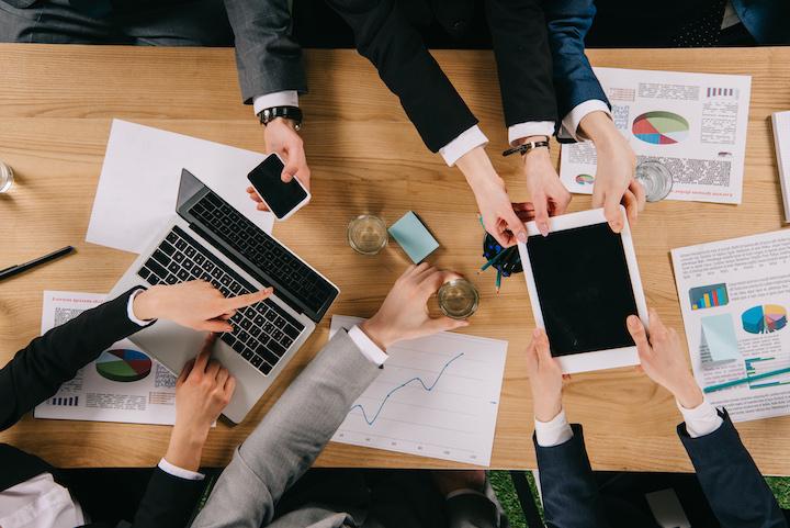 Digitale Zusammenarbeit - Barrieren und Lösungsansätze